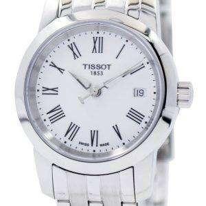 Tissot Classic Dream JUNGFRAUBAHN T 033.210.11.013.10 T0332101101310 reloj de mujer