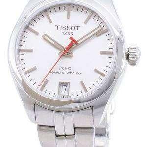 Tissot PR 100 Asian Games Edition T 101.207.11.011.00 T1012071101100 Powermatic 80 Relojes de mujer