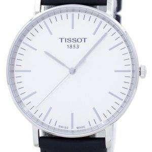 Tissot T-Classic Everytime gran cuarzo T 109.610.16.031.00 T1096101603100 reloj de caballero