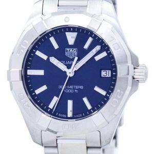 Tag Heuer Aquaracer Quartz WBD1312. BA0740 reloj de mujer
