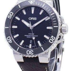 Oris Aquis Date 01 733 7730 4154-07 5 24 10EB 01-733-7730-4154-07-5-24-10EB Reloj automático para hombre de 300 m.