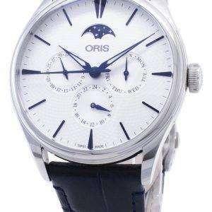 Oris Artelier Complication 01 781 7729 4051-07 5 21 66FC 01-781-7729-4051-07-5-21-66FC Reloj automático para hombres