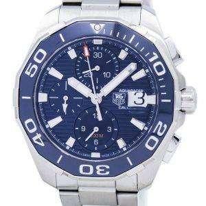 Reloj para hombre TAG Heuer Aquaracer Cronógrafo automático CAY211B.BA0927