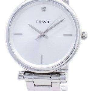 Fossil Carlie ES4440 reloj analógico de cuarzo para mujer