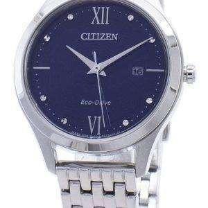 Reloj para mujer Citizen Eco-Drive EW2530-87L analógico