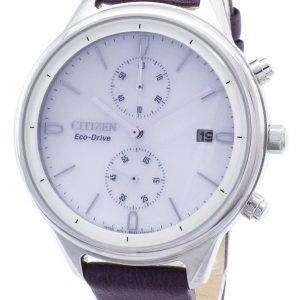 Reloj Citizen Chandler FB2000-11A Chrongraph para mujer