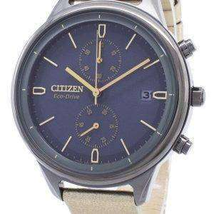 Reloj cronógrafo para mujer Citizen Chandler FB2007-04H