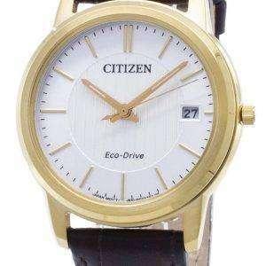 Reloj analógico para mujer Citizen Eco-Drive FE6012-11A