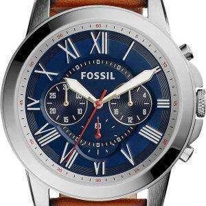 Reloj Fossil Grant cronógrafo de cuarzo FS5210 para hombre