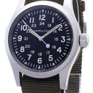 Hamilton Khaki Field H69429931 reloj análogo automático para hombres