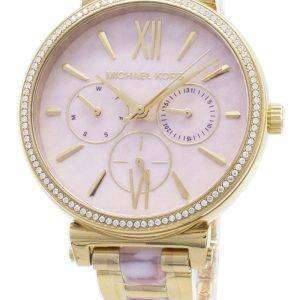 Michael Kors Sofie MK4344 reloj analógico de cuarzo para mujer