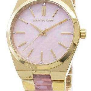 Michael Kors Channing MK6650 reloj analógico de cuarzo para mujer