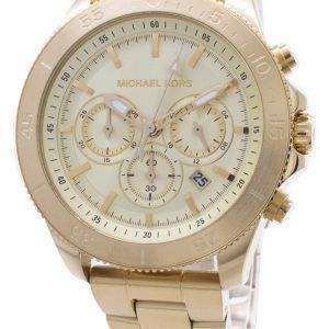 Michael Kors Theroux MK8663 Cronógrafo Reloj analógico de cuarzo para hombre