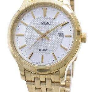 Seiko Neo Classic SUR646 SUR646P1 SUR646P reloj analógico de cuarzo para mujer