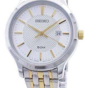 Seiko Neo Classic SUR647 SUR647P1 SUR647P reloj analógico de cuarzo para mujer