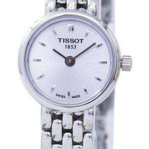 Reloj Tissot T-Trend Lovely Quartz T058.009.11.031.00 T0580091103100 para mujer