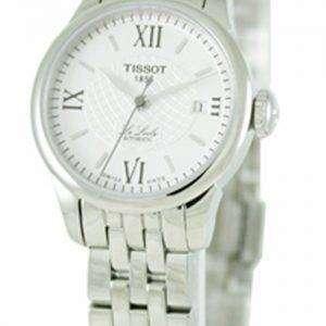 Reloj Tissot T-Classic T41.1.183.33 T41118333 automático para mujer