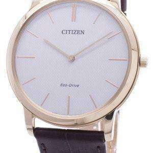 Reloj Citizen Eco-Drive Stilleto súper delgada AR1113-12A