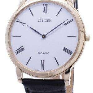 Reloj Citizen Eco-Drive Stilleto súper delgada AR1113-12B