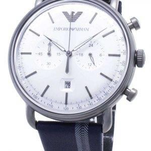 Emporio Armani Aviator AR11202 taquímetro reloj de hombre de cuarzo