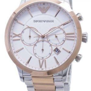 Emporio Armani Giovanni AR11209 reloj de cuarzo para hombre