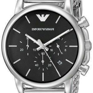 Emporio Armani Classic Chronograph cuarzo AR1811 Reloj para hombre
