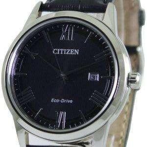 Ciudadano Eco-Conduzca energía reserva AW1231-07E reloj de hombres