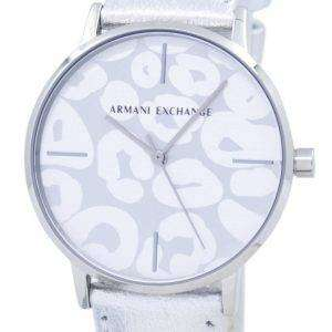 Armani Exchange analógico cuarzo AX5539 Watch de Women