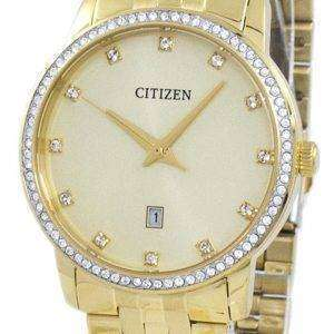 Reloj para hombre Citizen Analog Quartz Diamond Accent BI5032-56P