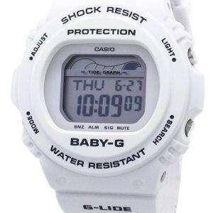 Casio Baby-G G-Lide BLX-570-7 BLX570-7 Reloj para mujer resistente a los golpes 200M