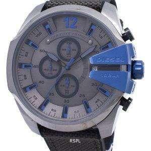 Diesel Mega Chief Chronograph DZ4500 reloj de cuarzo para hombre