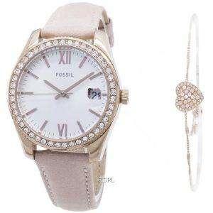 Reloj de mujer Fossil Scarlette Quartz ES4607SET