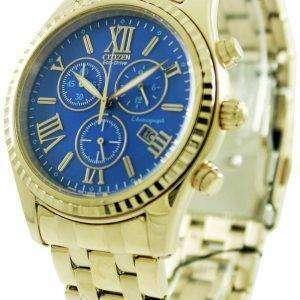 Reloj Citizen Eco-Drive Cronógrafo FB1363 - 56L femenina