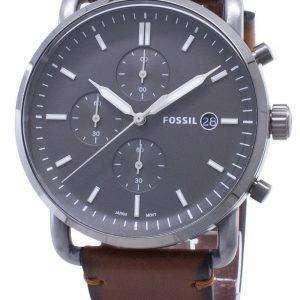 Reloj de hombre Fossil The Commuter Chronograph FS5523