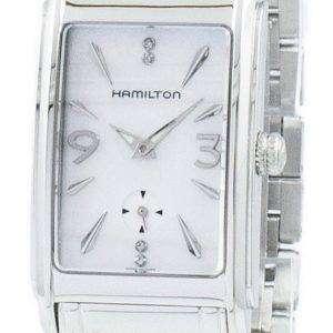 Hamilton Ardmore American Classic Diamond acentos reloj de cuarzo H11411115 para mujeres