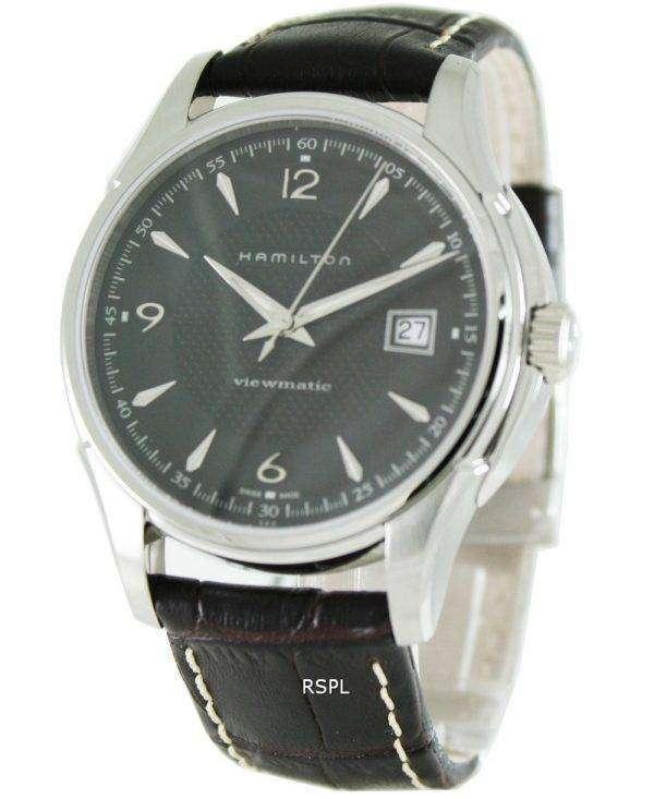 reloj Hamilton Jazzmaster automático clásico Viewmatic H32515535 hombres