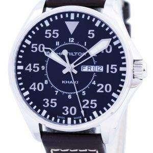 reloj Hamilton Khaki aviación piloto H64611535 hombres
