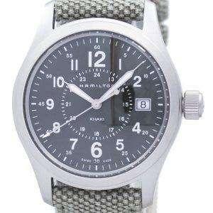 Reloj para hombre Hamilton Khaki Field Quartz H68201963