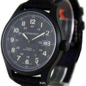Reloj de hombre Hamilton Khaki Aviation Titanium H70575733