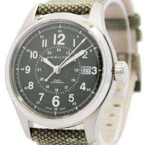 Hamilton Khaki Field Automatic H70595963 reloj para hombre
