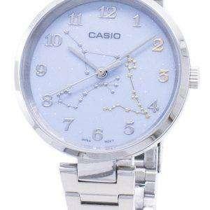 Casio cuarzo LTP-E05D-2A LTP E05D-2A reloj analógico para mujer