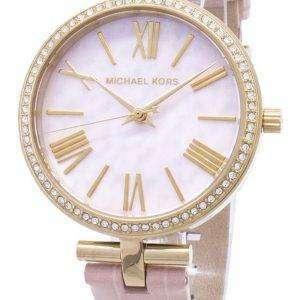 Michael Kors Maci cuarzo MK2790 Diamond Accent reloj para mujer