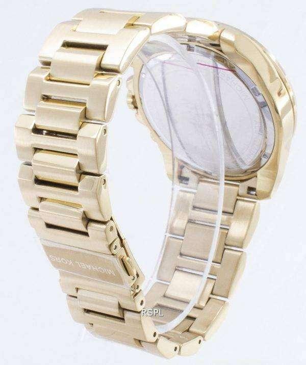 Reloj de hombre Michael Kors Brecken Cronógrafo de cuarzo MK8481