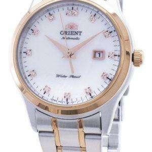 Orient Automatic NR1Q001W0 NR1Q001W hombres reloj