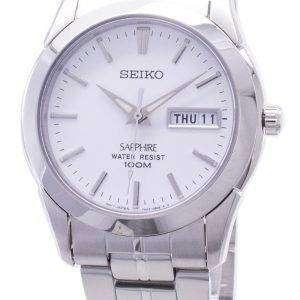 reloj zafiro de Seiko SGG713P1 SGG713 SGG713P hombres