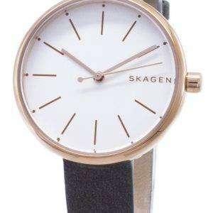 Skagen Signatur analógico cuarzo SKW2644 Watch de Women