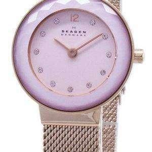 Skagen Leonora SKW2768 Diamond Accent cuarzo reloj para mujer