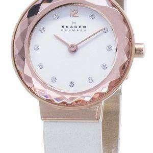 Skagen Leonora SKW2769 Diamond Accent cuarzo reloj para mujer