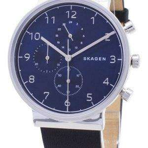Skagen Ancher cronógrafo de cuarzo SKW6417 Watch de Men