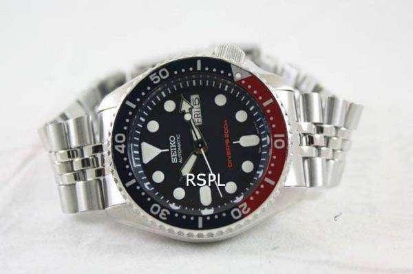 Seiko Automatik Diver 200 M Jubileo brazalete SKX009K2 SKX009